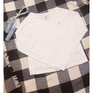 🛍3/$20 Sale Adidas Large Climalite Longsleeve